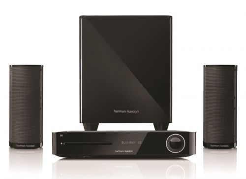 2.1 home cinema set