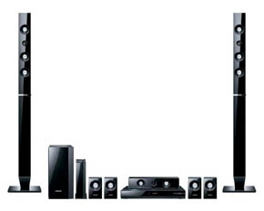 7.1 home cinema set