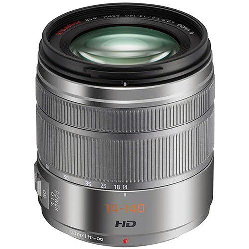 Panasonic Lumix G Vario 14-140mm f/3.5-5.6 Power O.I.S.
