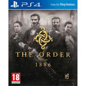 Ready At Dawn PS4 The Order 1886