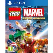 LEGO Games PS4 LEGO Marvel: Super Heroes