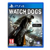 Ubisoft PS4 Watch Dogs Day One