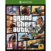 Rockstar Games Xbox One Grand Theft Auto 5