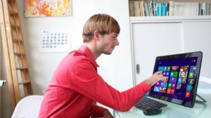 Microsoft Windows 8 touch
