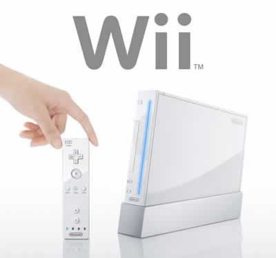 Entertainment: Wii games